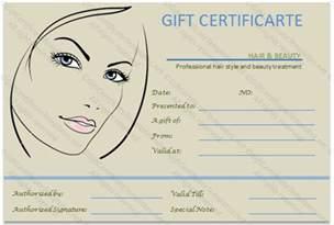 Voucher Certificate Template by Gift Voucher Templates Gift Certificate Templates