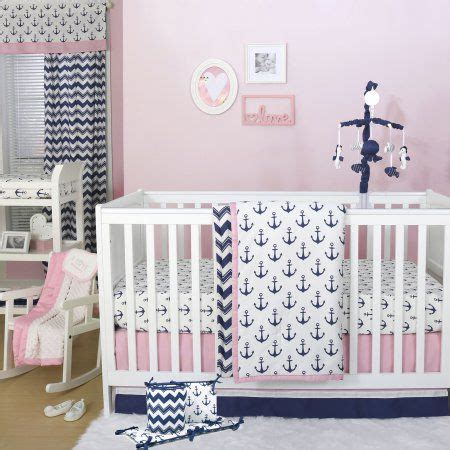 navy and pink baby bedding best 25 girl nautical nursery ideas on pinterest ocean