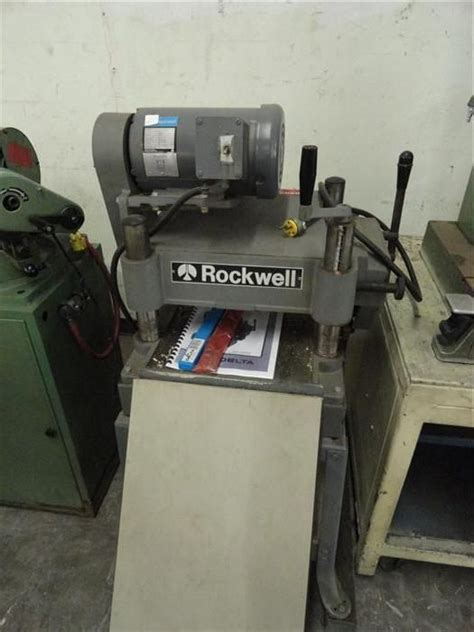rockwell planer rc 33 bay area auction services
