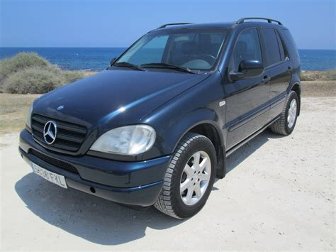 mercedes ml 430 7 seater for sale in javea costa blanca