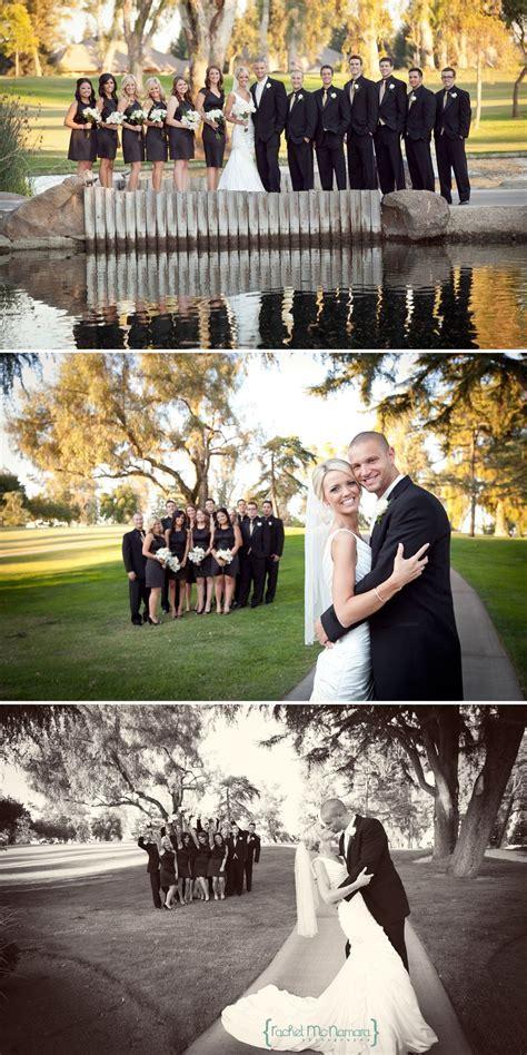 Bridal Party Photos   Golf Course Wedding   Golf Wedding