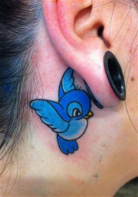 blue bird tattoo design blue bird ink bluebirds disney and