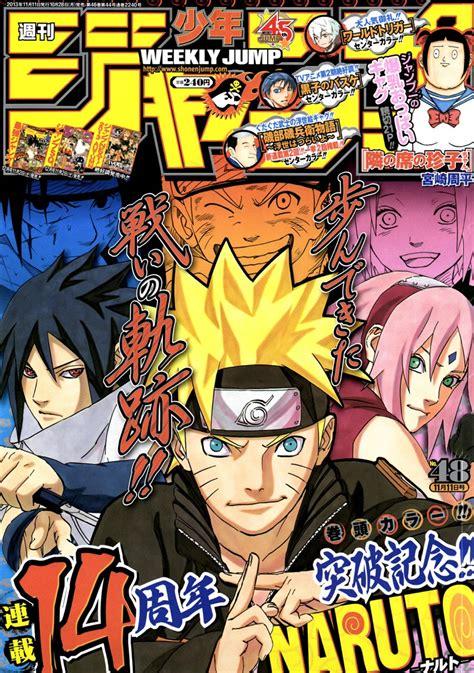 Shonen Jump Komik Vol 28 la mangada padre octubre 2013