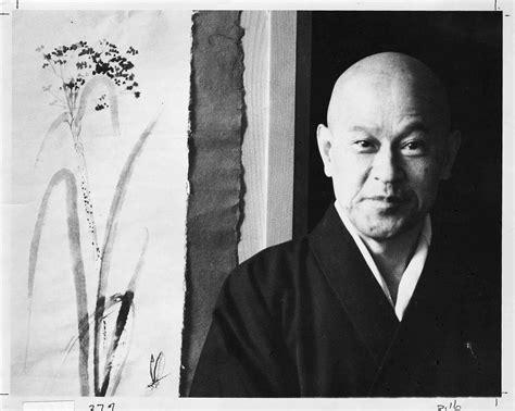 Suzuki Roshi Patience Suzuki Roshi Dharma Talks