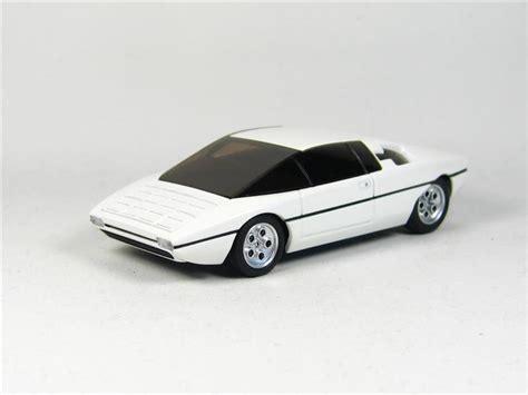 Lamborghini Bravo by Minichs Lamborghini Bravo Concept 1974 In 1 43 Scale