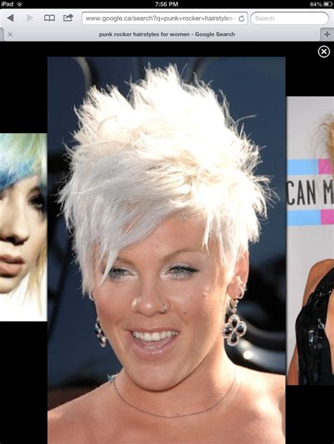 female rock singers with short hair 53 best pink s do quot s images on pinterest hair cut singer