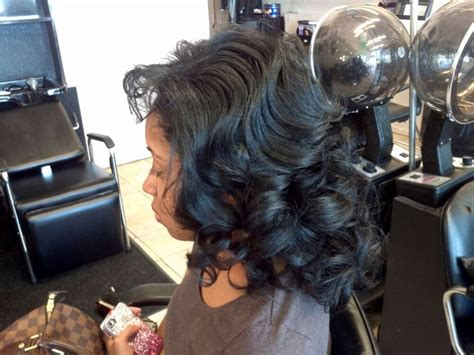 finger wave and roller set cosmetology empirebeautyschool salon roller sets finger wave and roller set cosmetology