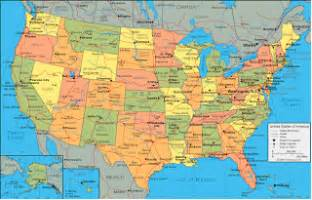 physical geography 101 map of the united states quiz