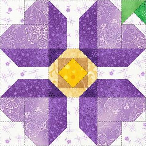 flower pattern quilt block 352 best images about flower blocks on pinterest quilt