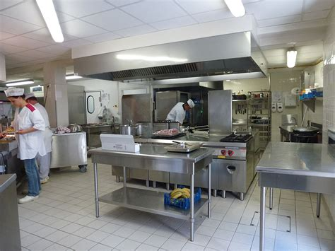 cuisine fabrication cr 233 ation d un restaurant inter administratif et