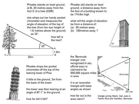 solving right triangles worksheet solving right triangles trigonometry worksheet worksheets