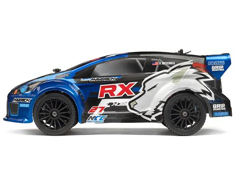 Rally Auto Rc by Maverick Ion Rx Rtr 1 18 Elektro Rally Auto Modellsport