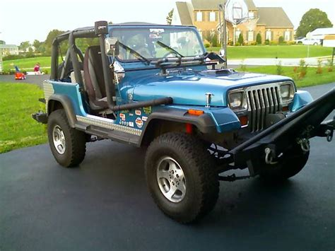87 Jeep Wrangler For Sale 87 Thru 95 Wrangler Snorkel