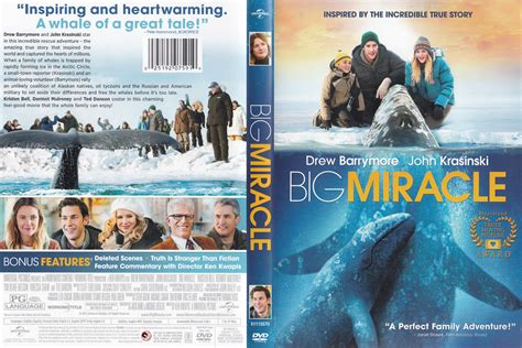 Big Miracle Free Big Miracle 2012 Ws R1 Dvd Cd Label Dvd Cover Front Cover