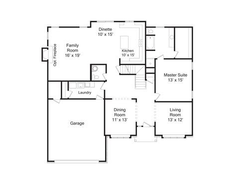 floor plans plus 100 family floor plans floor plan modern family