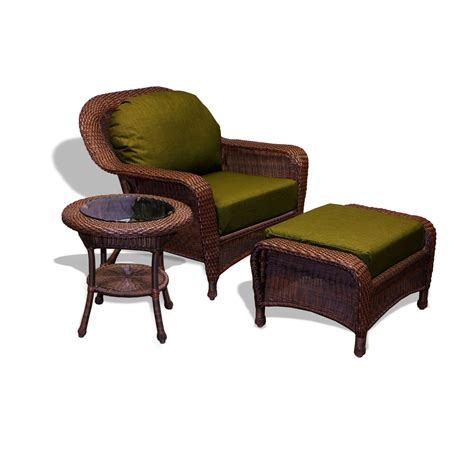 outdoor chairs with ottomans tortuga outdoor lex stco1 lexington outdoor club chair