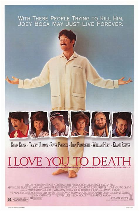 film love you to death i love you to death movie review 1990 roger ebert