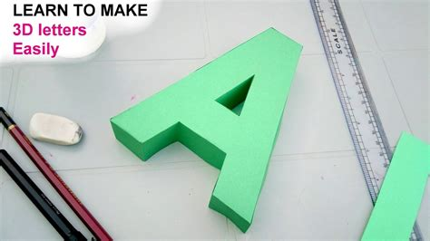 letters paper letter youtube