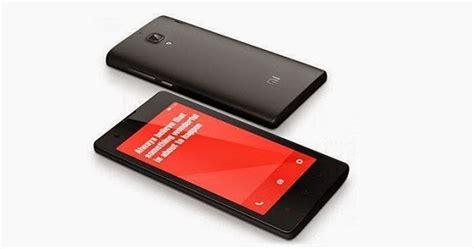 Dan Spesifikasi Hp Android Xiaomi Redmi 1s harga xiaomi redmi 1s terbaru dan spesifikasi lengkap