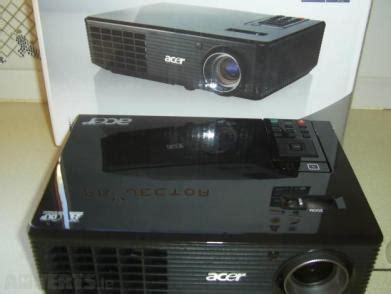 Proyektor Acer X110 acer x110 dlp image 490247 audiofanzine