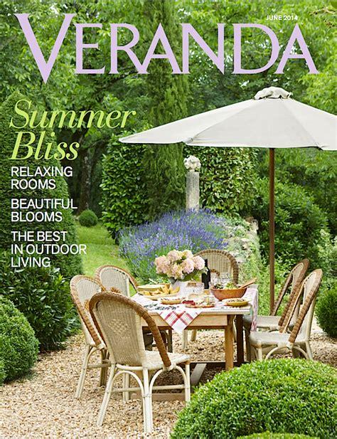 Outdoor Garden Magazine Sneak Peek At What S New In Veranda Magazine Quintessence