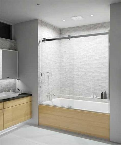 Sliding Glass Bathtub Doors by 17 Best Ideas About Glass Bathtub On Amazing