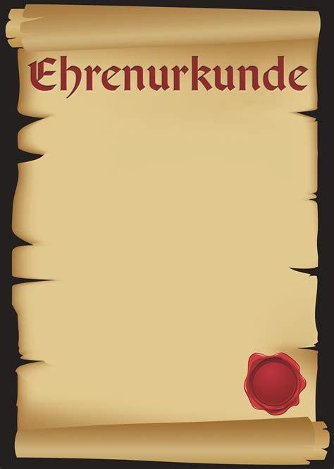 Vorlage Word Schriftrolle Onlineprinters Layouts F 252 R Urkunden