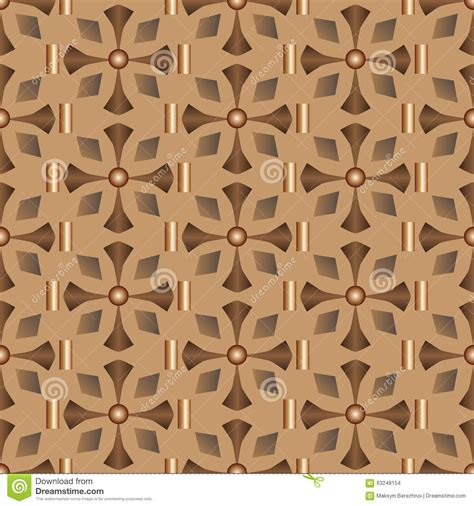 different patterns using geometric shapes seamless pattern stock illustration image 63248154