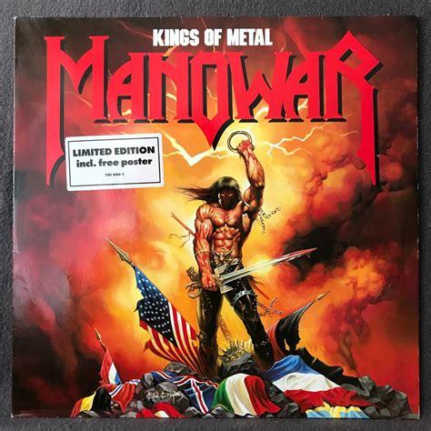 Manowar Heavy Metal manowar of metal lp 1 100 00 en mercado libre