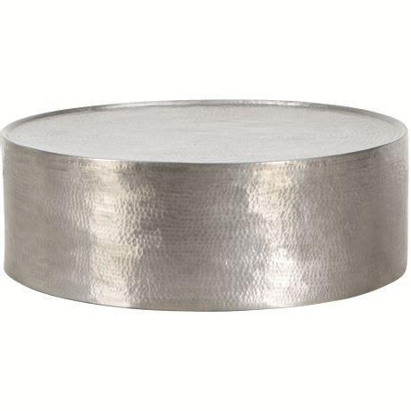 Metal Drum Coffee Table Metal Drum Coffee Table Metal Drum Coffee Table Freedom Rrp 679 Metal Drum Coffee Table Cala