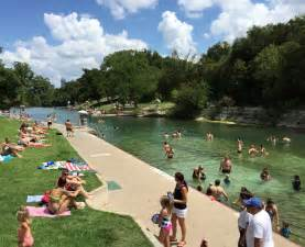 Barton Springs Guide To Barton Springs Pool Soul Of