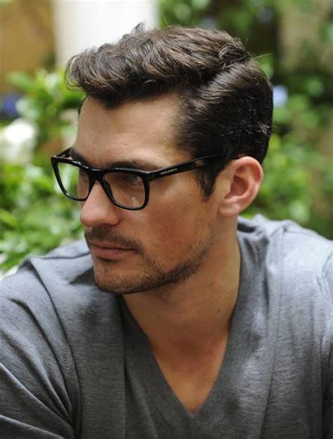 docce uomini dolce gabbana david gandy indossa l elegante occhiale da