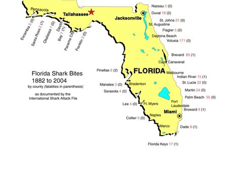florida beaches gulf coast map which is better gulf or atlantic ta pensacola