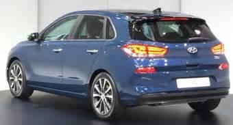 Hyundai I30 Price 2017 Hyundai I30 Specs Price Release Date Interior Reviews