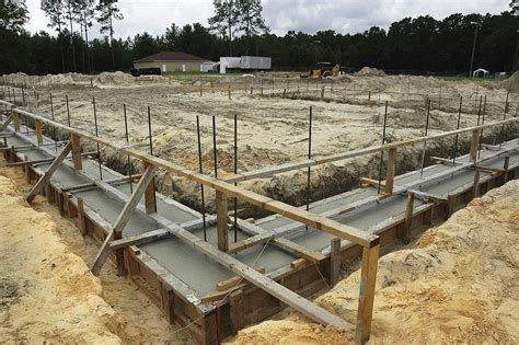 what is the foundation of a house guide to foundation footings building code