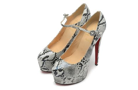 Cl 163 Highheels christian louboutin cl high heeled shoes in 459149 for 81 00 wholesale replica christian