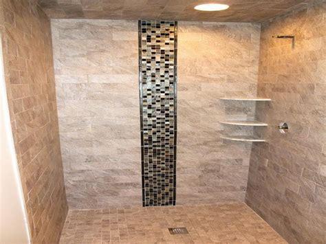 dusche fliesen ideen walk in tile shower designs walk in shower design ideas
