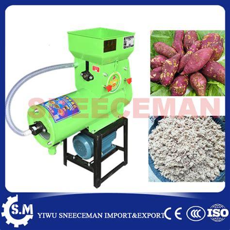 Potato Grinder separating starch machine potato and sweet potato grinder