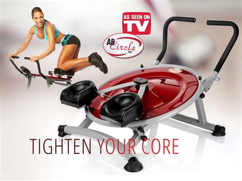 Ab King Pro Sit Up Crunch As Seen On Tv Fitness Equipment as seen on tv ab circle pro machine neweggflash