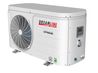 Pompe Filtration Piscine 2599 by Pompe 224 Chaleur Poolex Dreamline Hybrid 125 6 R 233 Versible