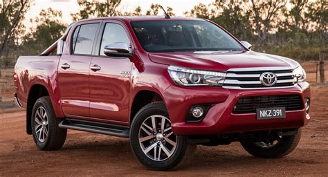 Toyota Hilux Price 2017 Toyota Hilux Dls Overview Price