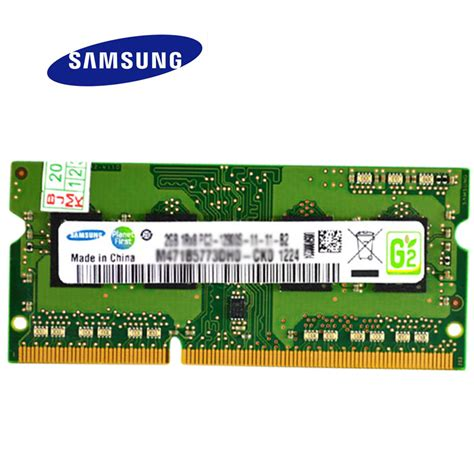 Ram Visipro 2gb Laptop samsung 8gb 4gb 2gb memory ram ddr3 ddr3l ddr 1600mhz memoria ram for notebook laptop 8g 4g 2g