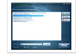 all format audio joiner freeease software free easy mp3 joiner overview join