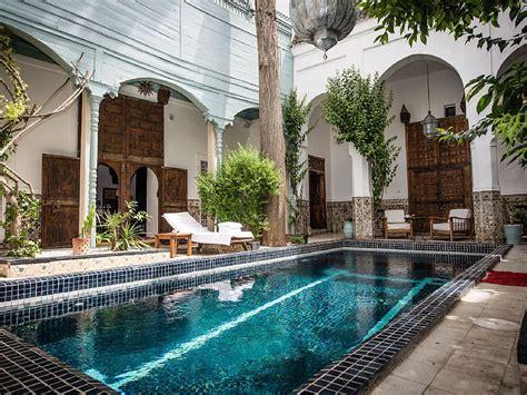 Bohemian Drapes 14 Best Riad S In Marrakech