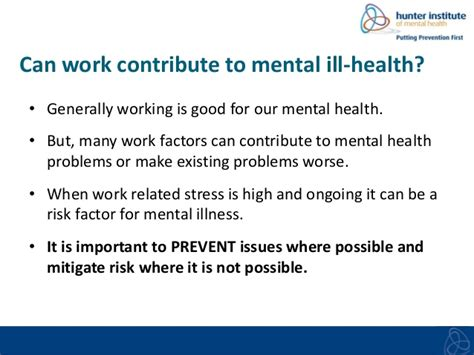 Parisae Condition Ae Mental Not Physical by Supporting The Mental Health And Wellbeing Of Anaesthetists