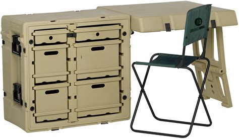 Mobile Office Desk 472 Fld2 Desk Ta Mobile Mobile Office Field Desk Peli