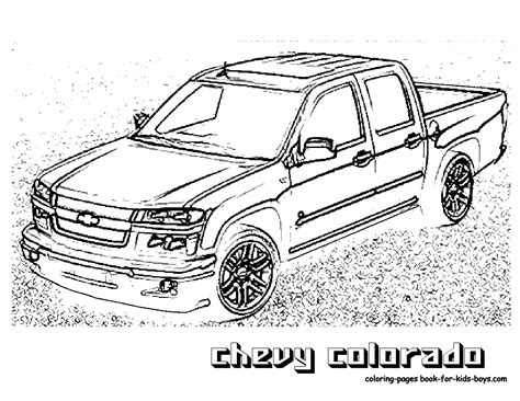 Pickup Truck Coloring Pages Bestofcoloring Com Coloring Pages Of Cars And Trucks