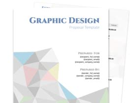 graphic design magazine layout pdf cleaning proposal template proposable