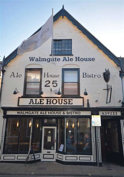 the ale house popular york restaurant rebrands as ale house and bistro