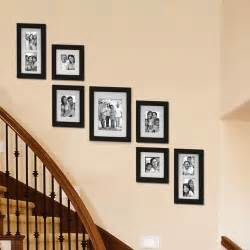 Decorating Ideas For Stair Walls by 50 Creative Staircase Wall Decorating Ideas Art Frames